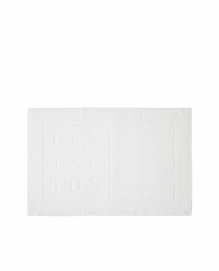 Lexington Hotel Bathrug, White 60x90