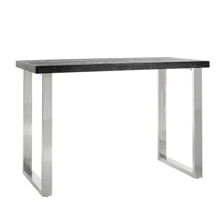Bar table Blackbone silver 160