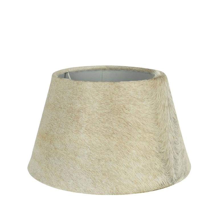 Lampshade Cow brown/white 30cm