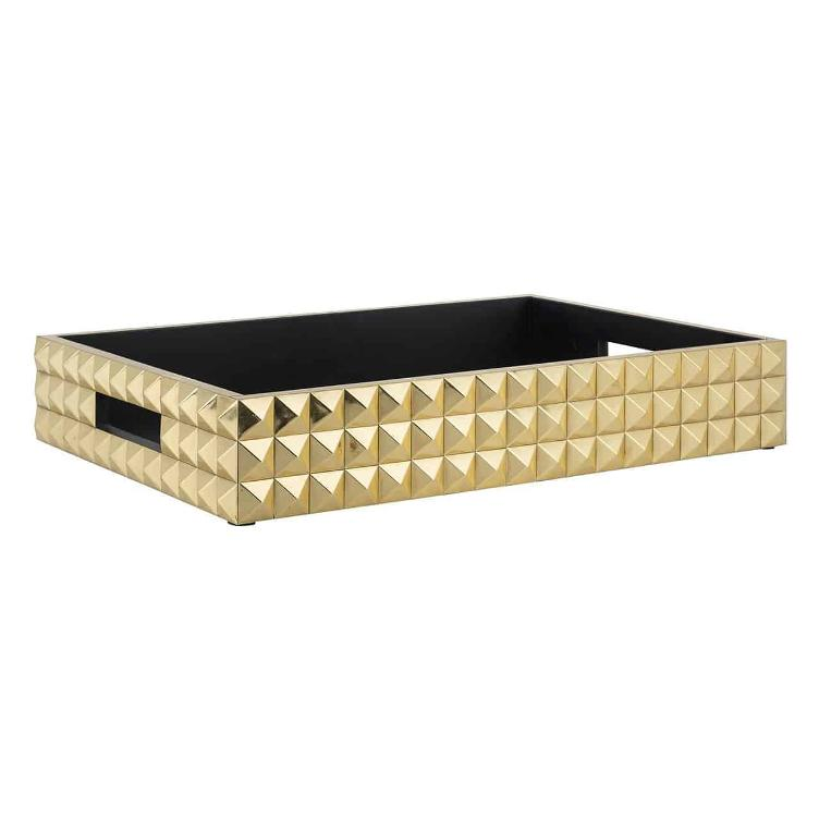 Tray Carrell gold